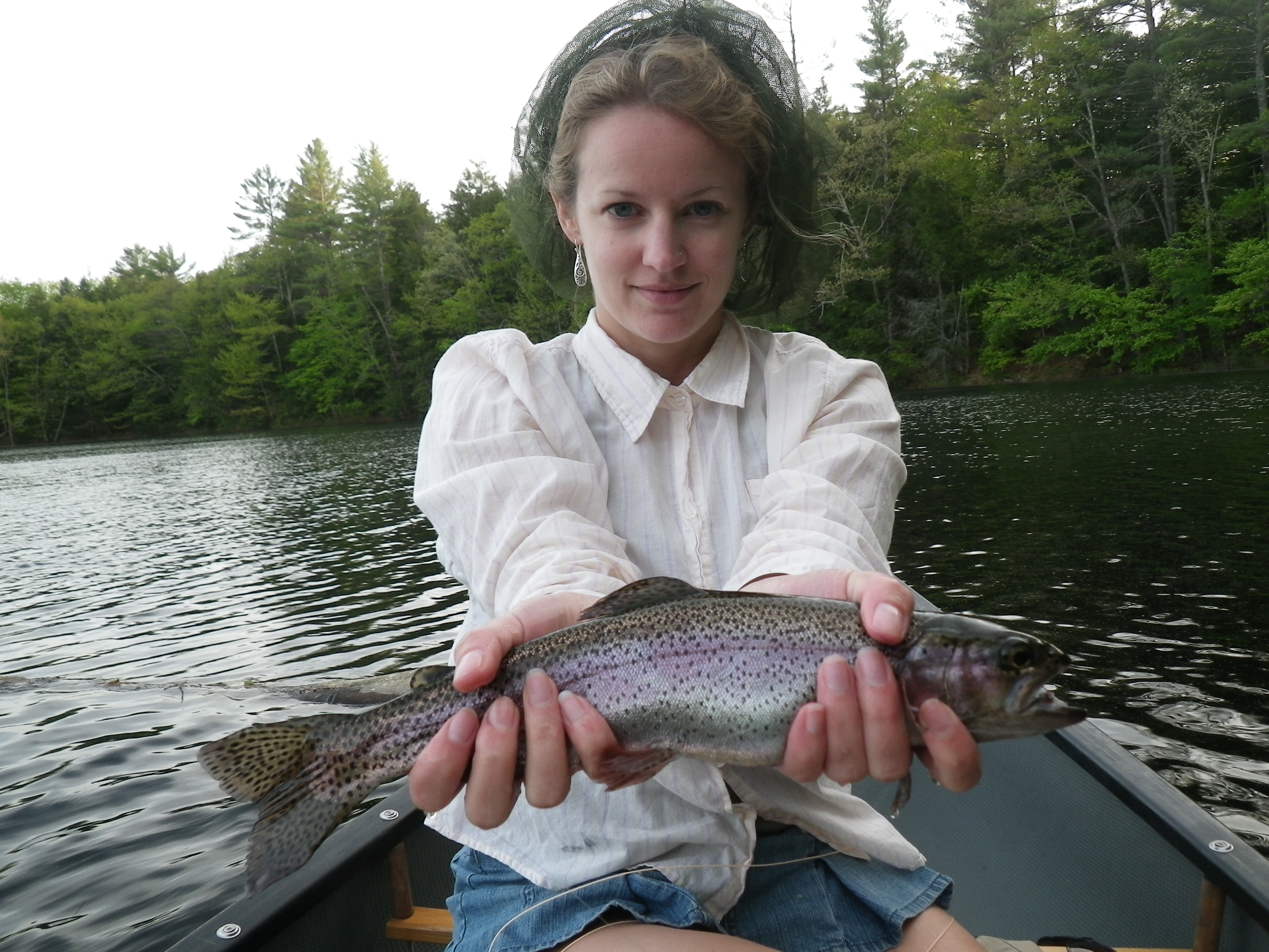 Our favorite rivers western maine drifters for Maine trout fishing